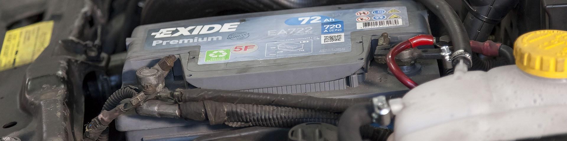 Akumulatory sprzedaż i wymiana Gliwice